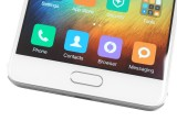 The Home button is flush with the glass - Xiaomi Redmi Pro  review