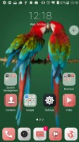 Mi-Pop shortcut button - ZTE Axon 7 review