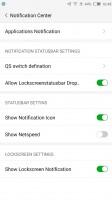 Powerful notification center - Nubia Z11 review