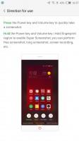 Super screenshot is neat - Nubia Z11 review
