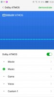Dolby ATMOS - Nubia Z11 review