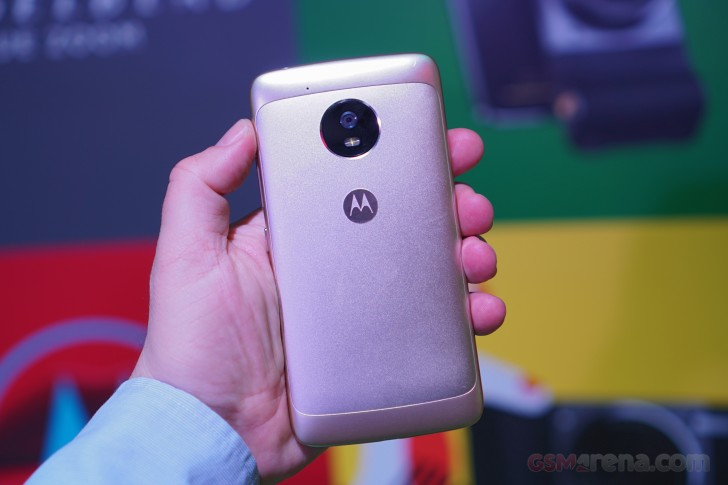 Mwc 2017 Moto G5 review