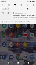 Notification snoozing - Android 8.0 Oreo review