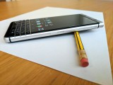 Slick bezels - Blackberry Keyone review