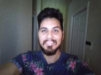 Indoor low-light HDR: Selfie Flash - Blackberry Keyone review