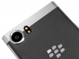 Camera & BlackBerry branding - Blackberry Keyone review