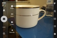 Camera modes - Blackberry Keyone review