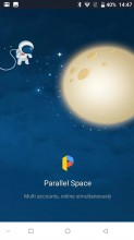 Parallel Space - Doogee Mix review