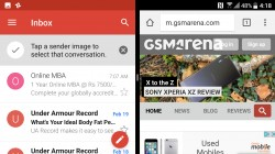 Multi window, the best Nougat feature - HTC 10 evo review