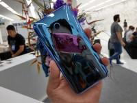 Inception: HTC U11 shot by the HTC U11 - HTC U11 review