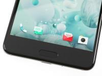 Fingerprint-reading Home button - HTC U Ultra review