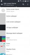 Editing a theme - HTC U11 review
