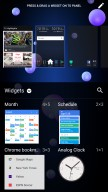 Adding a widget - HTC U11 review