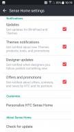 More settings - HTC U11 review