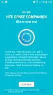 HTC Sense Companion setup and settings - HTC U11 review
