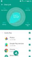 Clear junk - HTC U11 review