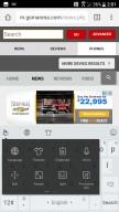 Options - HTC U11 review