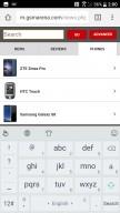 Alpha-numeric T9 - HTC U11 review