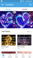 Themes - HTC U11 review