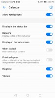 App permissions - Honor 8 Pro review