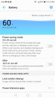 Power manager - Honor 8 Pro review
