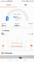 Health - Honor 8 Pro review