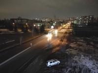 20MP tripod night sample - Huawei Mate 9 Pro review