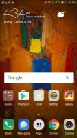 app drawer shortcut - Huawei Mate 9 Pro review