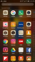 app drawer - Huawei Mate 9 Pro review