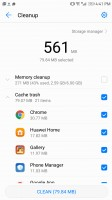 Power manager - Huawei Mate 9 Pro review
