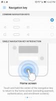 navigation key options - Huawei Mate 9 Pro review