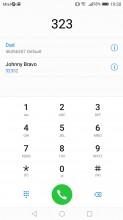 Smart dialing - Huawei P10 Lite review