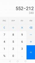 Calculator - Huawei P10 Lite review