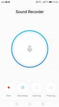Recorder - Huawei P10 Lite review