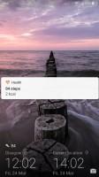 Functional lockscreen - Huawei P10 Plus review