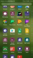 app drawer - Huawei P10 review