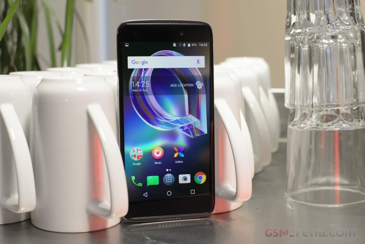 Android Apps: Alcatel Idol 5s, Idol 5, A7 XL, A7 and Movetime hands