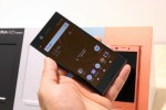 Xperia XZ1 Compact front - f/13.0, ISO 1250, 1/60s - Ifa 2017 Xperia Xz1 Compact Hands On review
