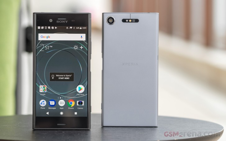 Sony Xperia XZ1 hands-on review
