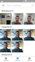 Google Photos - Lenovo K6 Note review