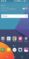 App drawer is back - LG G6 review
