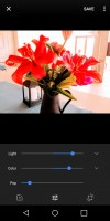 Basic editor - LG G6 review