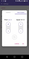 Pitch and speed control, because why not - LG G6 review