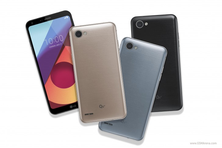 LG Q6 preview
