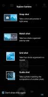 Square Camera - LG Q6 preview
