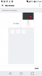 Teaching the LG V20 new IR remote functions - LG V20 vs. Huawei Mate 9 review