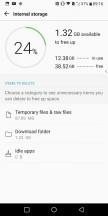 Storage - LG V30 review