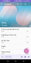 Album view - LG V30 review