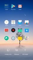 Organizing the homescreen - Meizu Pro 6 Plus review