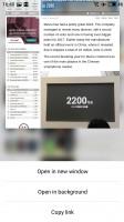 Preview options - Meizu Pro 6 Plus review